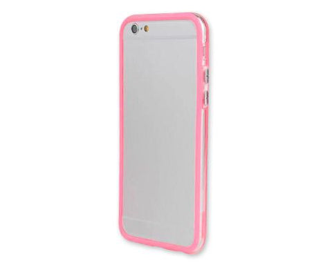 Bumper-Advanced Series iPhone 6 Silicone Case (4.7 inches) - Pink