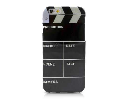 Retro Printing Series iPhone 6 and 6S Case - Clapper Board