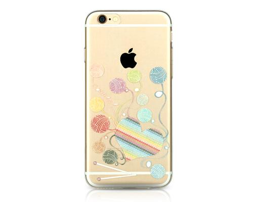 Painted Series iPhone 6 and 6S Case - Heart