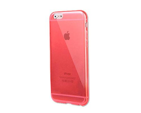 Perla Series iPhone 6 and 6S Silicone Case - Red