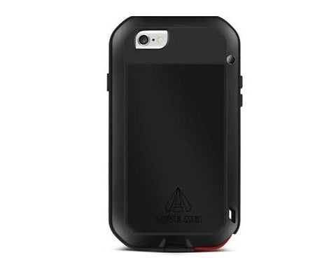 Waterproof Series iPhone 6 Plus and 6S Plus Metal Case - Black