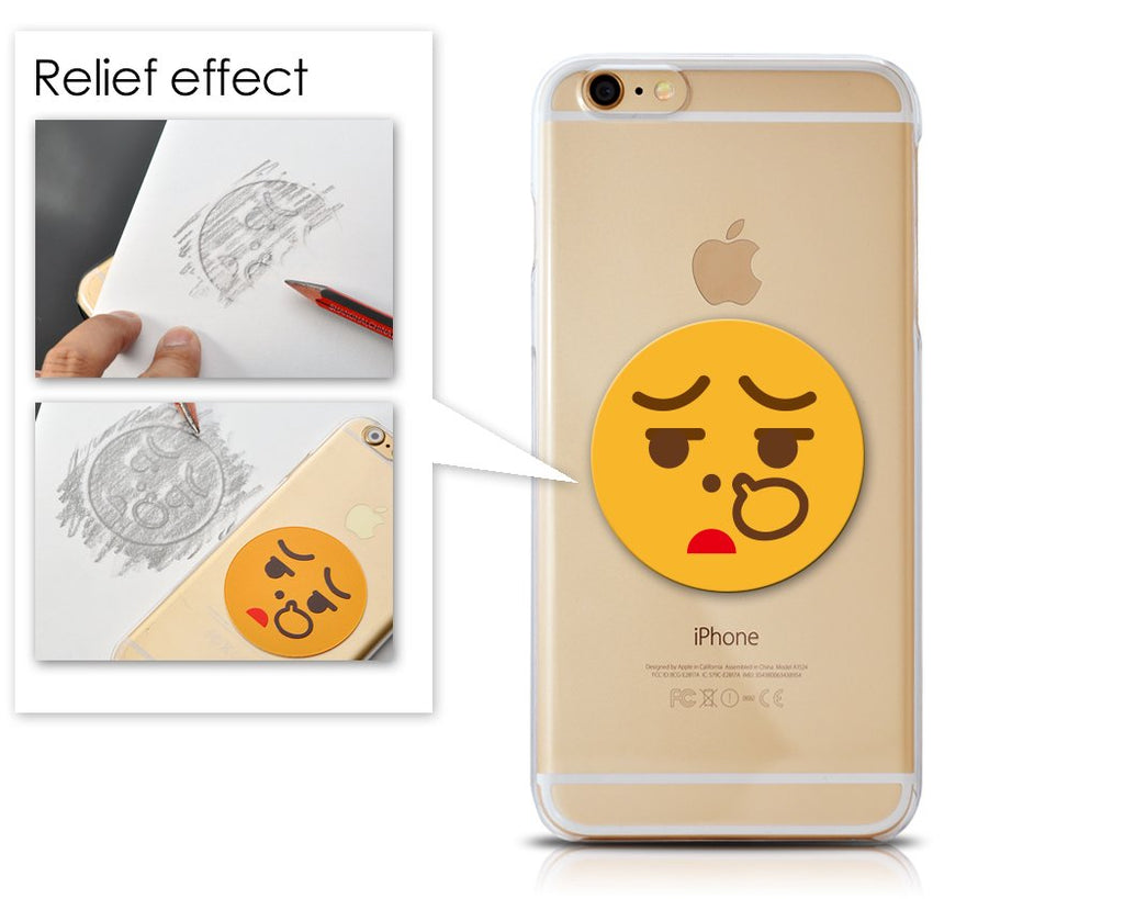 Emoji Series iPhone 6S Plus Case - Nose Picking