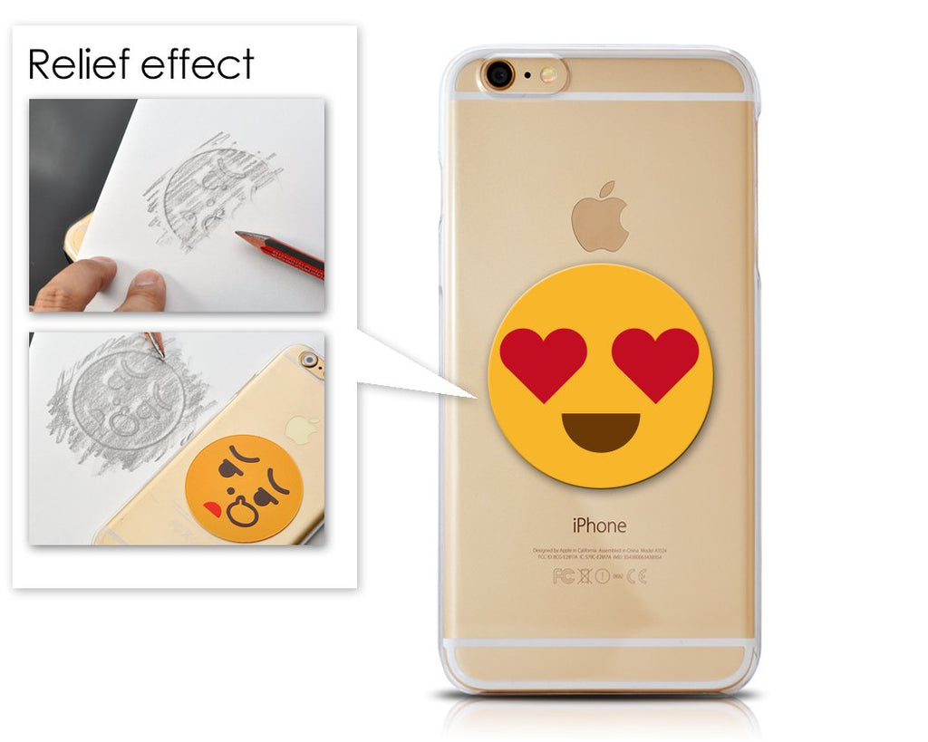 Emoji Series iPhone 6 Plus and 6S Plus Case - Love