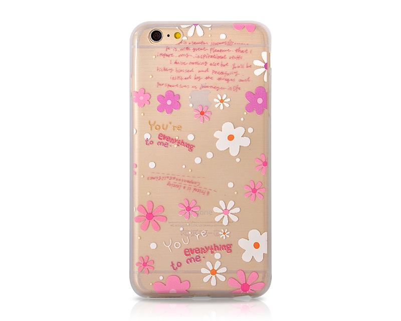 Painted Series iPhone 6S Plus Case - Flower