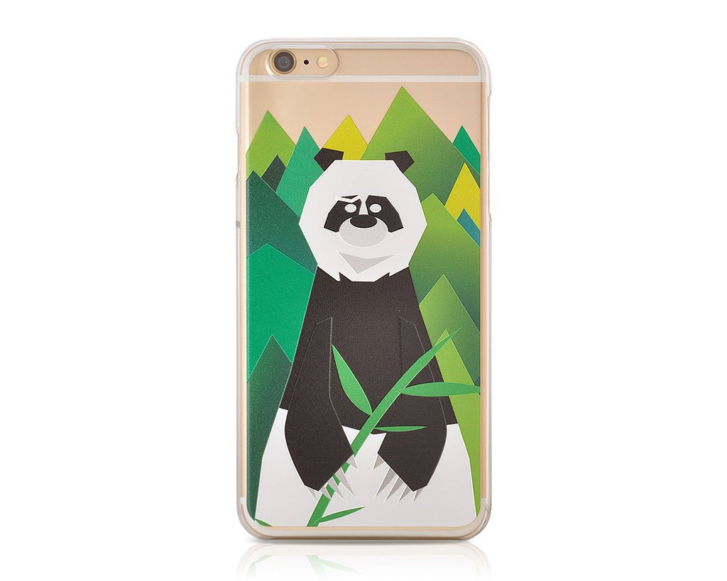 Mr. Bear Series iPhone 6 and 6S Case - Panda