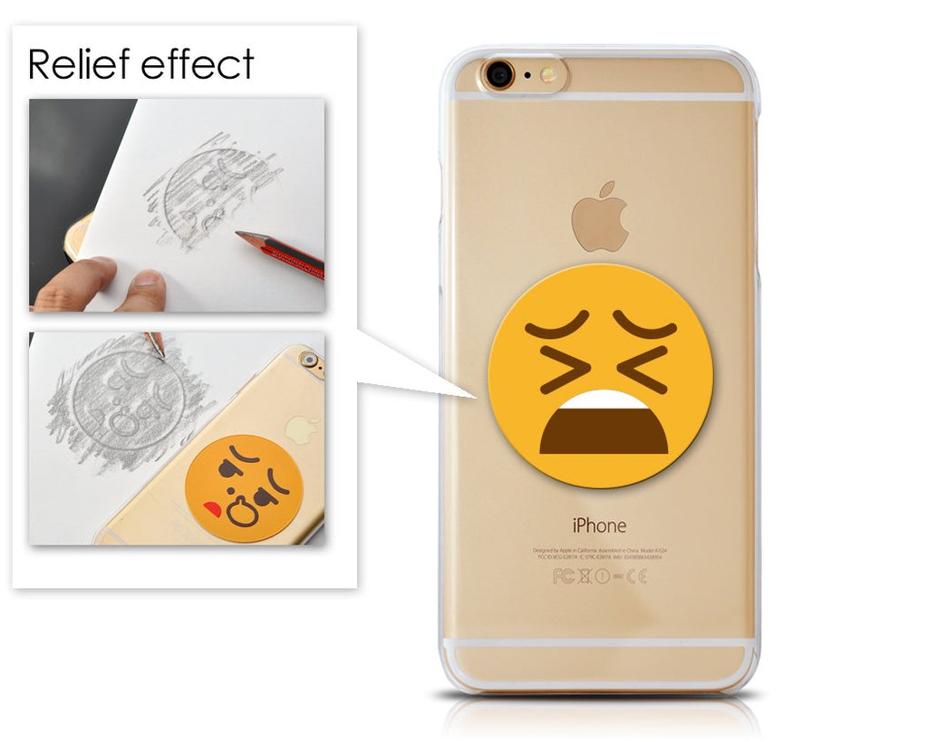 Emoji Series iPhone 6S Case - Tired