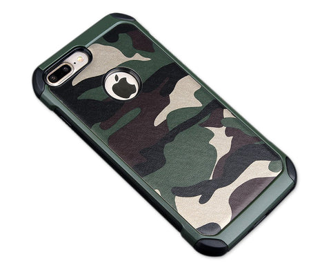 Camouflage Series iPhone 7 Case - Green