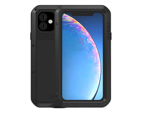 Apple iPhone 11 Waterproof Case Shockproof Metal Case