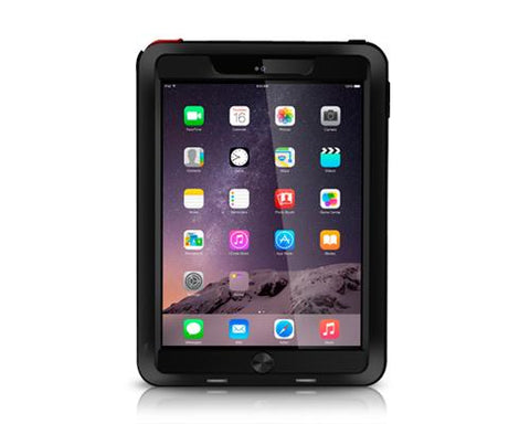 Waterproof Series iPad Air 2 Metal Case - Black
