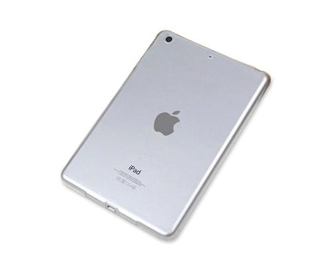 Perla Series iPad Mini 3 Silicone Case - Transparent
