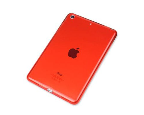 Perla Series iPad Mini 3 Silicone Case - Red