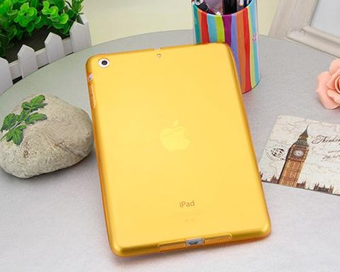 Perla Series iPad Mini 3 Silicone Case - Orange