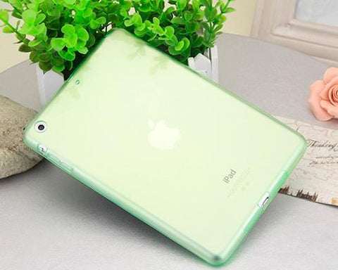 Perla Series iPad Mini 3 Silicone Case - Green