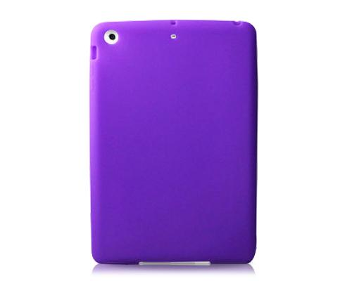 Smart Series iPad Mini Silicone Case - Purple