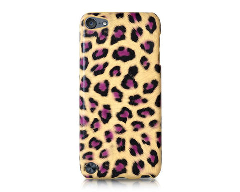 Leopardo Series iPod Touch 5 Case - Purple