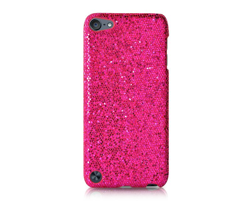 Zirconia Series iPod Touch 5 Case - Magenta
