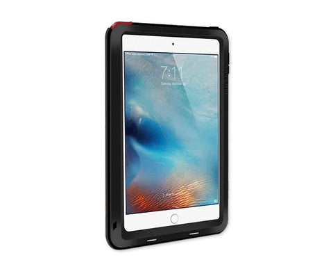 Waterproof Series 9.7 Inch iPad Pro Metal Case - Black