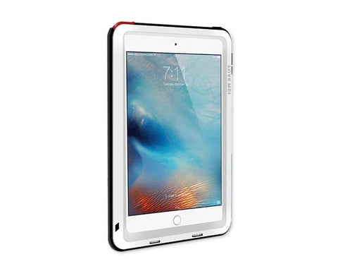 Waterproof Series 9.7 Inch iPad Pro Metal Case - White
