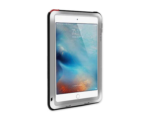 Waterproof Series 9.7 Inch iPad Pro Metal Case - Silver