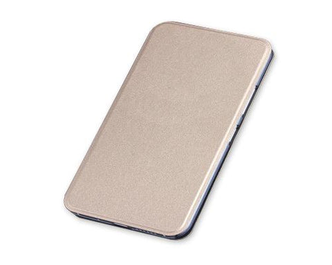 Fold Series iPad Pro Flip Leather Case - Gold