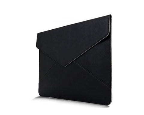 Envelope Series iPad Pro Leather Sleeve Case - Black