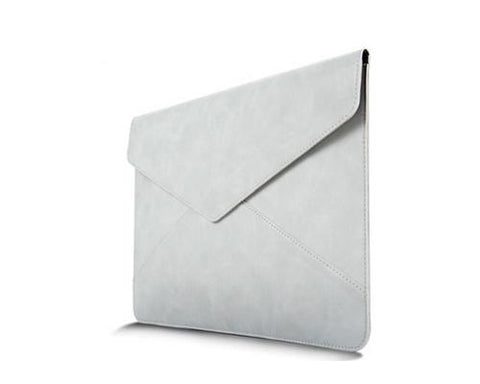 Envelope Series iPad Pro Leather Sleeve Case - White