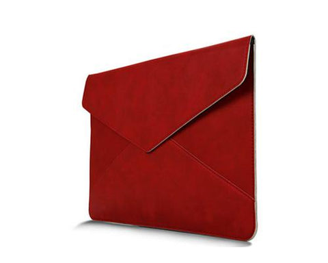 Envelope Series iPad Pro Leather Sleeve Case - Red