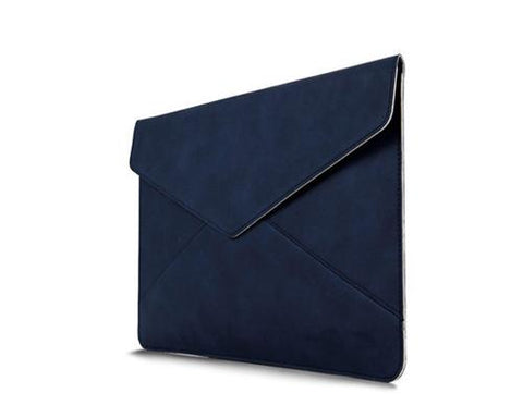 Envelope Series iPad Pro Leather Sleeve Case - Blue