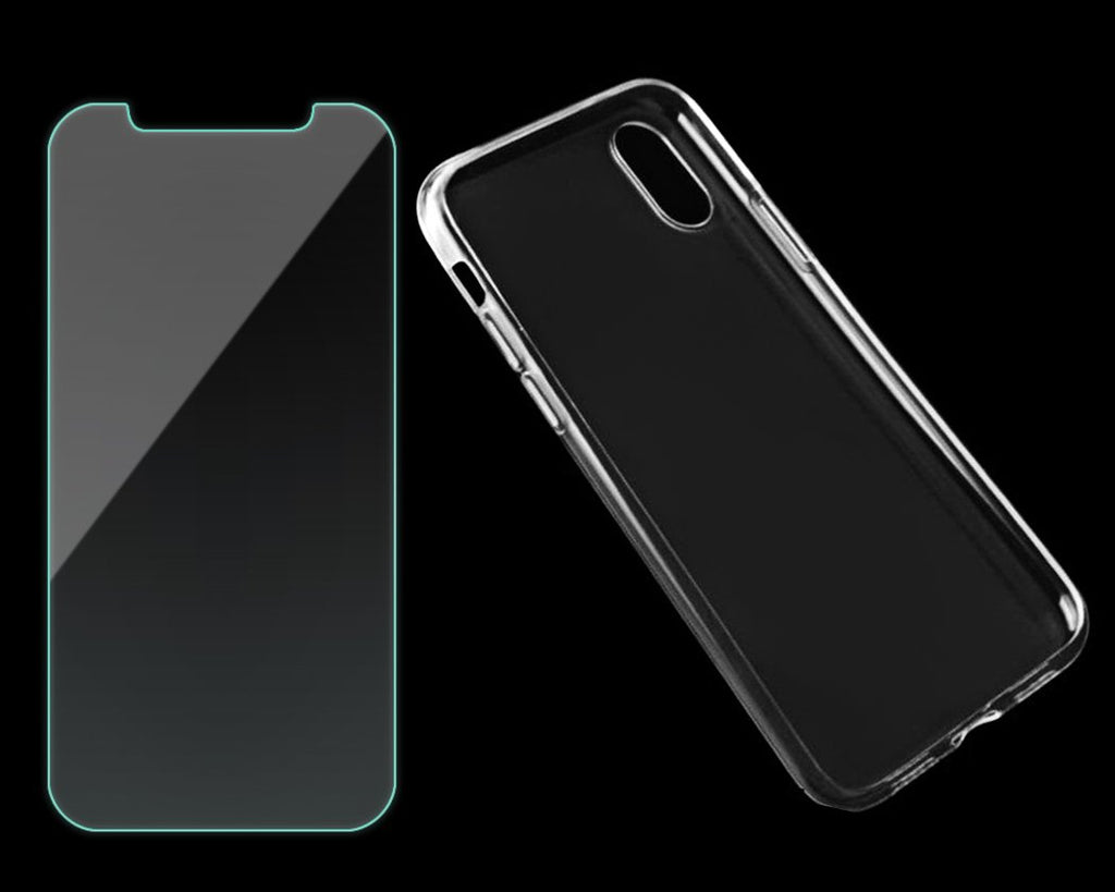 iPhone X Case TPU Clear Hard Case