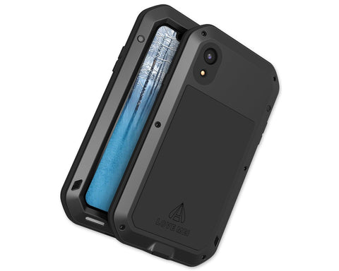 iPhone XR Waterproof Case Shockproof Metal Case