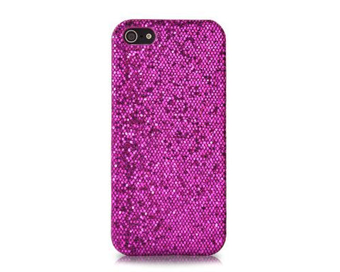 Zirconia Series iPhone SE Case - Purple