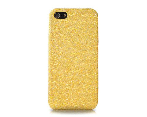 Zirconia Series iPhone SE Case - Gold