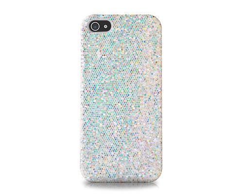 Zirconia Series iPhone SE Case - Silver