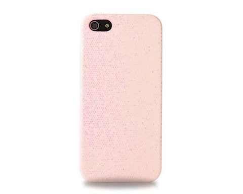 Zirconia Series iPhone SE Case - Pink