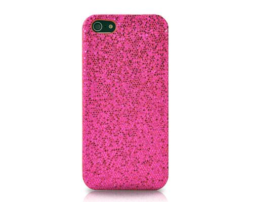 Zirconia Series iPhone SE Case - Magenta