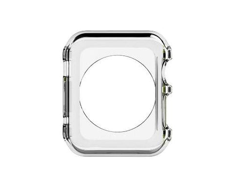 Ultra Slim Clear Case for Apple Watch 38mm - Transparent