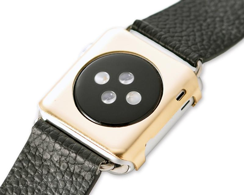 42mm Apple Watch Aluminium Alloy Protective Case iWatch Cover - Gold