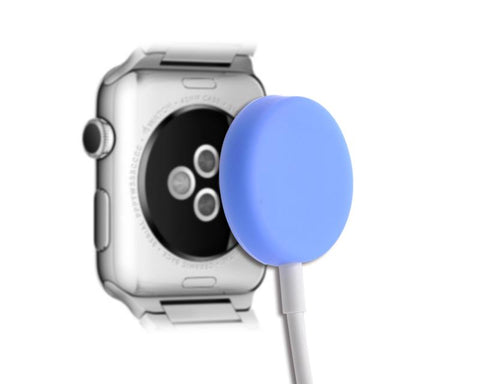 Protecitve Case for Apple Watch Charging Cable - Blue