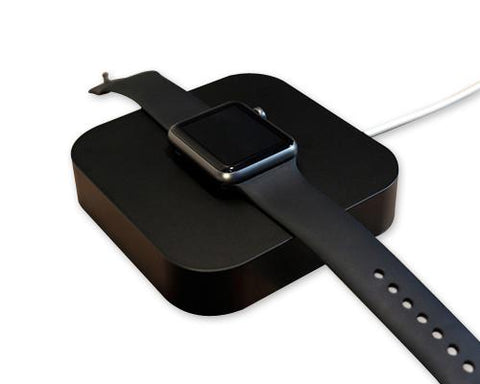 Creative Charging Docking Station for 38mm / 42mm Apple Watch - Black