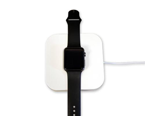 Creative Charging Docking Station for 38mm / 42mm Apple Watch - White