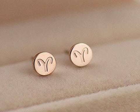 Constellation Stud Earrings for Women Girls