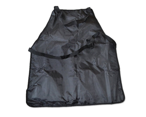 Camouflage BBQ Apron with Pockets and Beer Holders