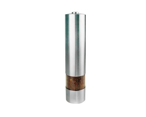 Electrical Stainless Steel Pepper and Salt Mill