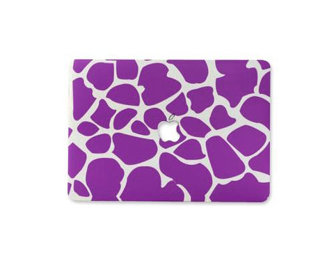 Matt Series MacBook Air Hard Case - Giraffe