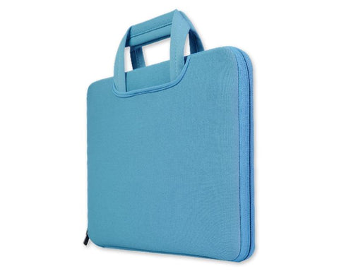 Smooth Series Multi-functional Briefcase - Ice Blue