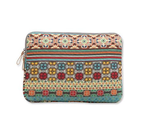 Bohemian Series Laptop Case - Dots and Lines