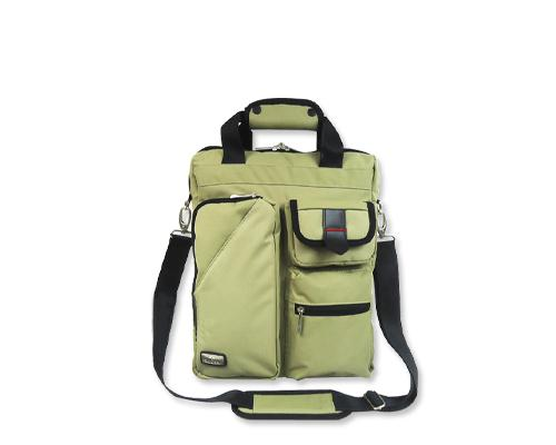 Generous Series Multi-functional Shoulder Bag - Khaki
