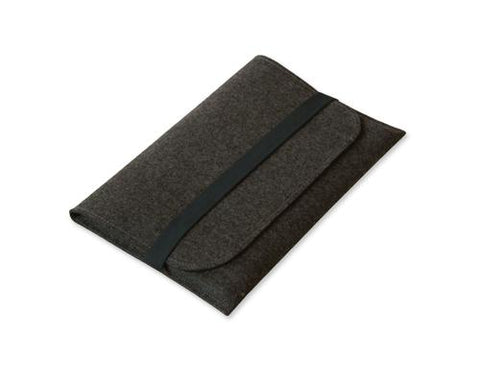 Wool Series MacBook Case - Black