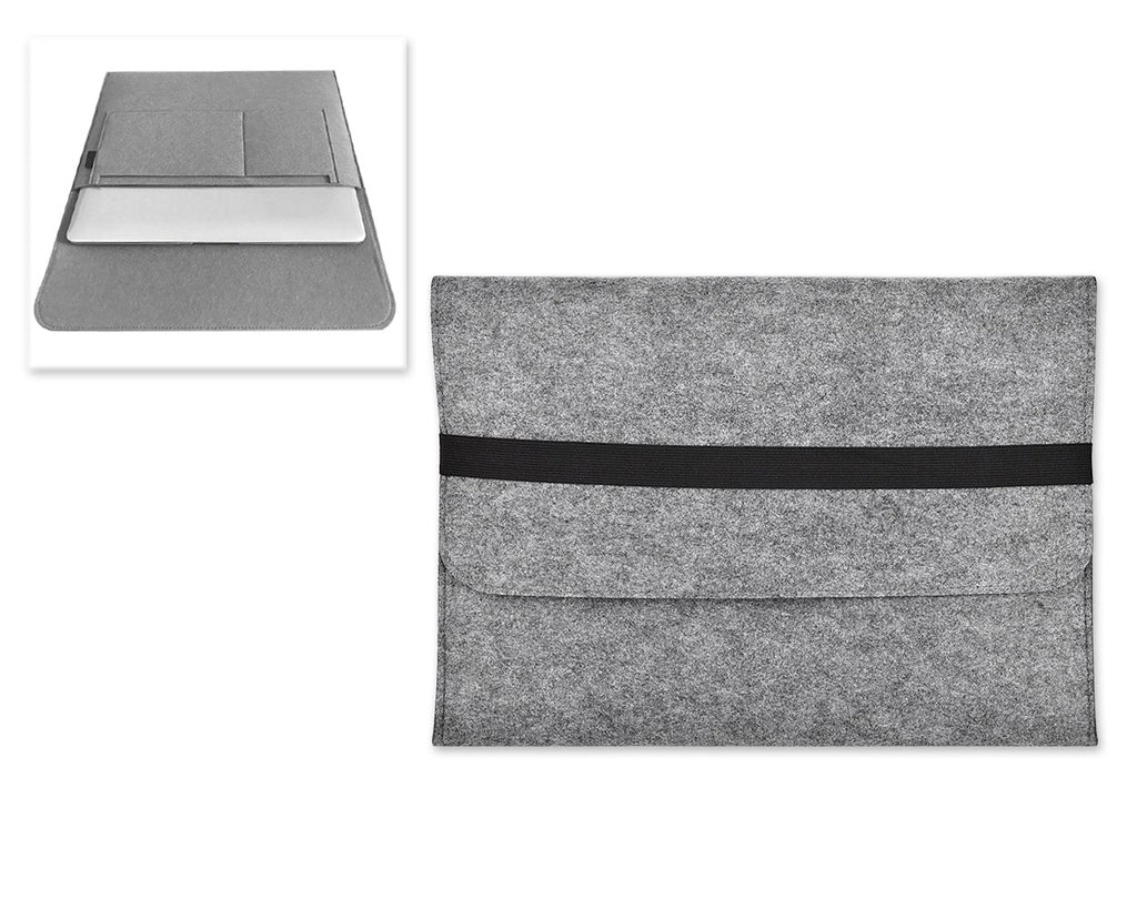 Wool Series MacBook Case - Gray