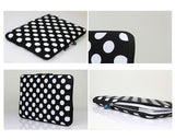 Spot Series MacBook Sleeve Case - Black